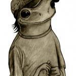 Froggy - Drawing