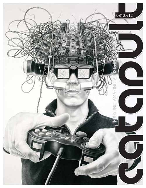 Catapult Issue12 Cover