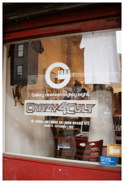 Crazy 4 Cult: NY - opening night 1
